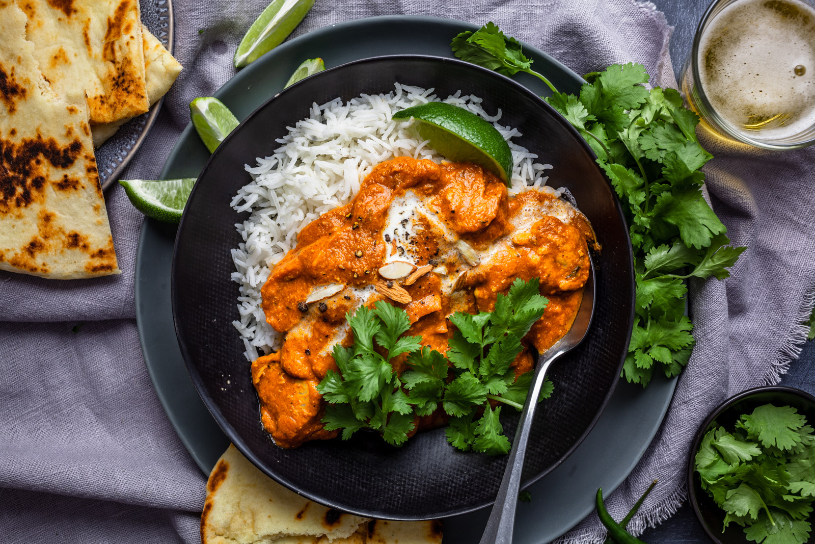 Classic Butter Chicken | Olive & Mango